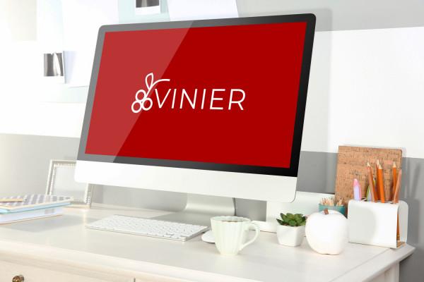 Sample branding #3 for Vinier
