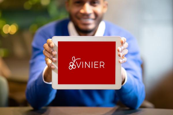 Sample branding #1 for Vinier