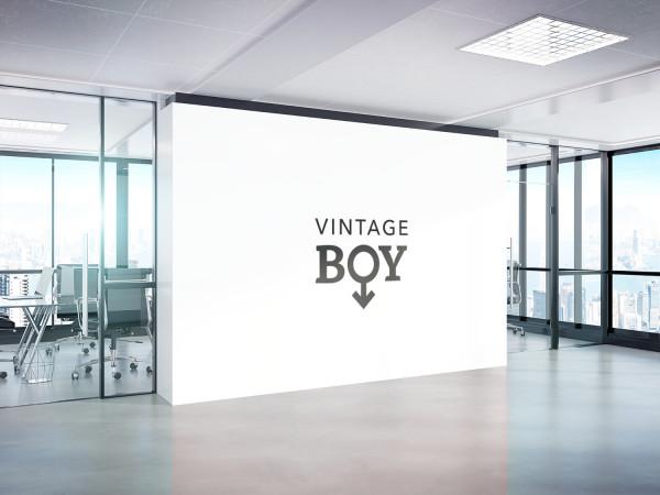 Sample branding #1 for Vintageboy