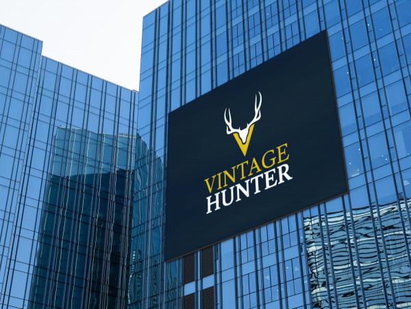 Sample branding #3 for Vintagehunter