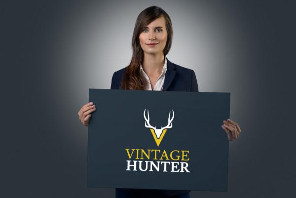Sample branding #1 for Vintagehunter