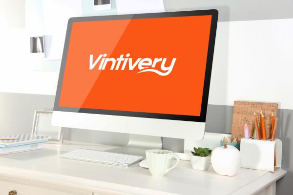 Sample branding #1 for Vintivery