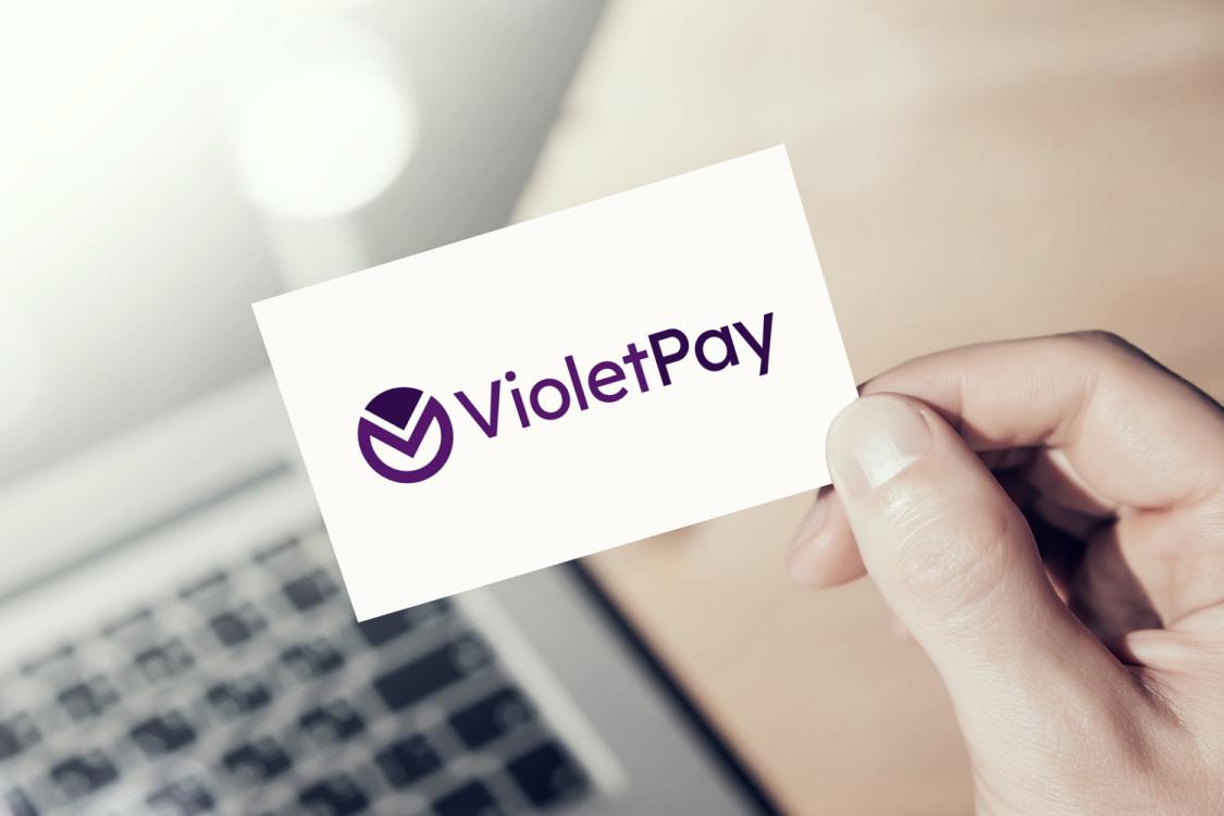 Sample branding #1 for Violetpay