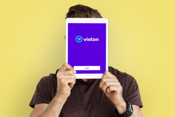 Sample branding #3 for Vioton