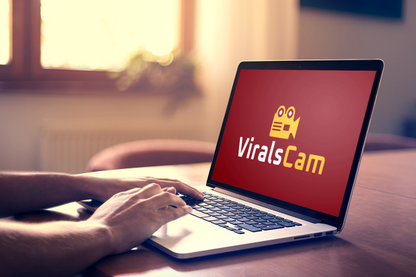Sample branding #2 for Viralscam