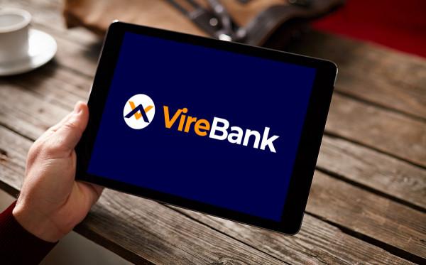 Sample branding #2 for Virebank