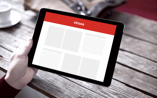 Sample branding #3 for Viroxa