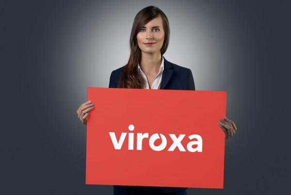 Sample branding #2 for Viroxa