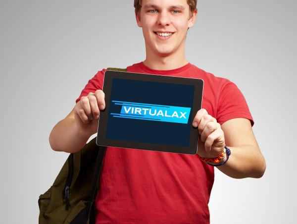 Sample branding #2 for Virtualax