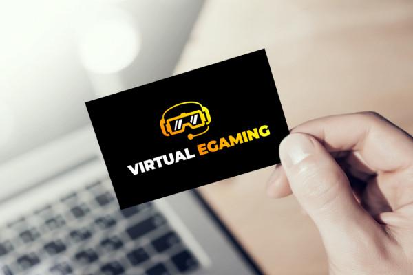 Sample branding #3 for Virtualegaming