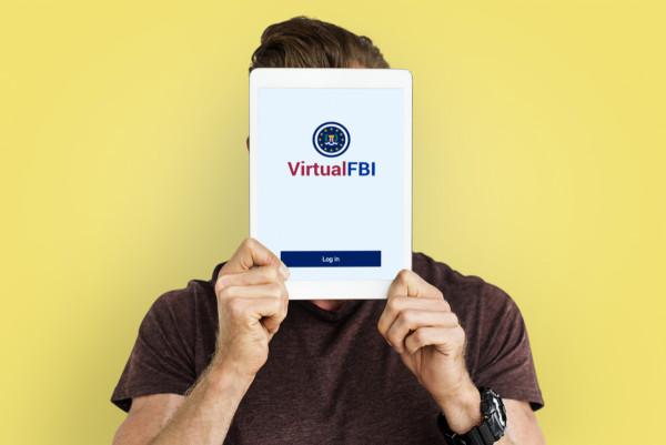Sample branding #1 for Virtualfbi