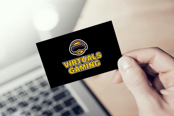 Sample branding #1 for Virtualsgaming
