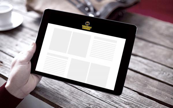 Sample branding #2 for Virtualsgaming