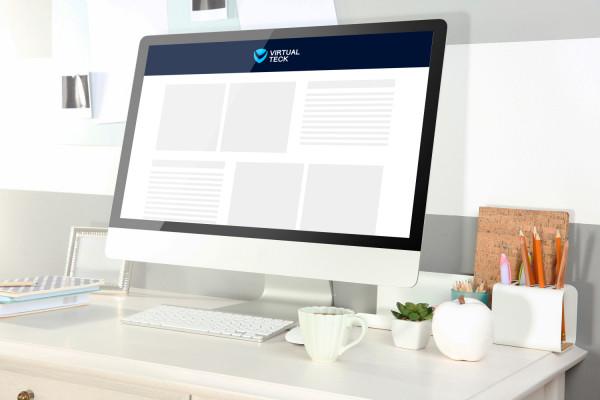 Sample branding #1 for Virtualteck