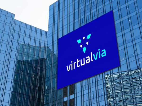 Sample branding #1 for Virtualvia