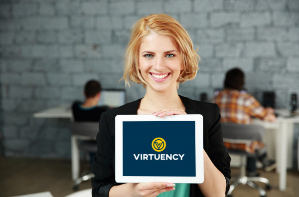 Sample branding #3 for Virtuency