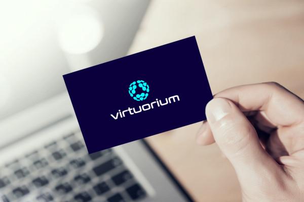 Sample branding #2 for Virtuorium