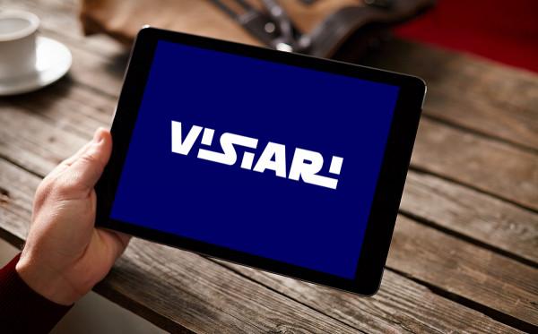 Sample branding #2 for Visiari