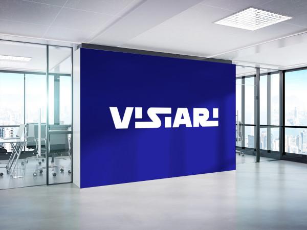 Sample branding #3 for Visiari
