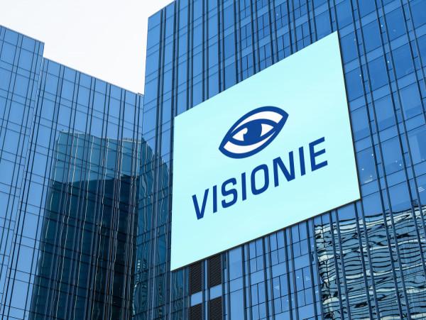 Sample branding #2 for Visionie