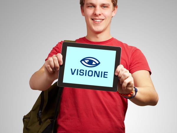 Sample branding #1 for Visionie