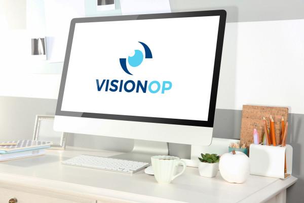 Sample branding #3 for Visionop