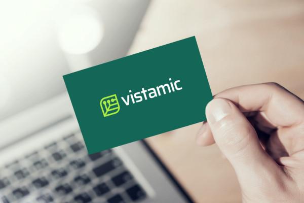 Sample branding #1 for Vistamic