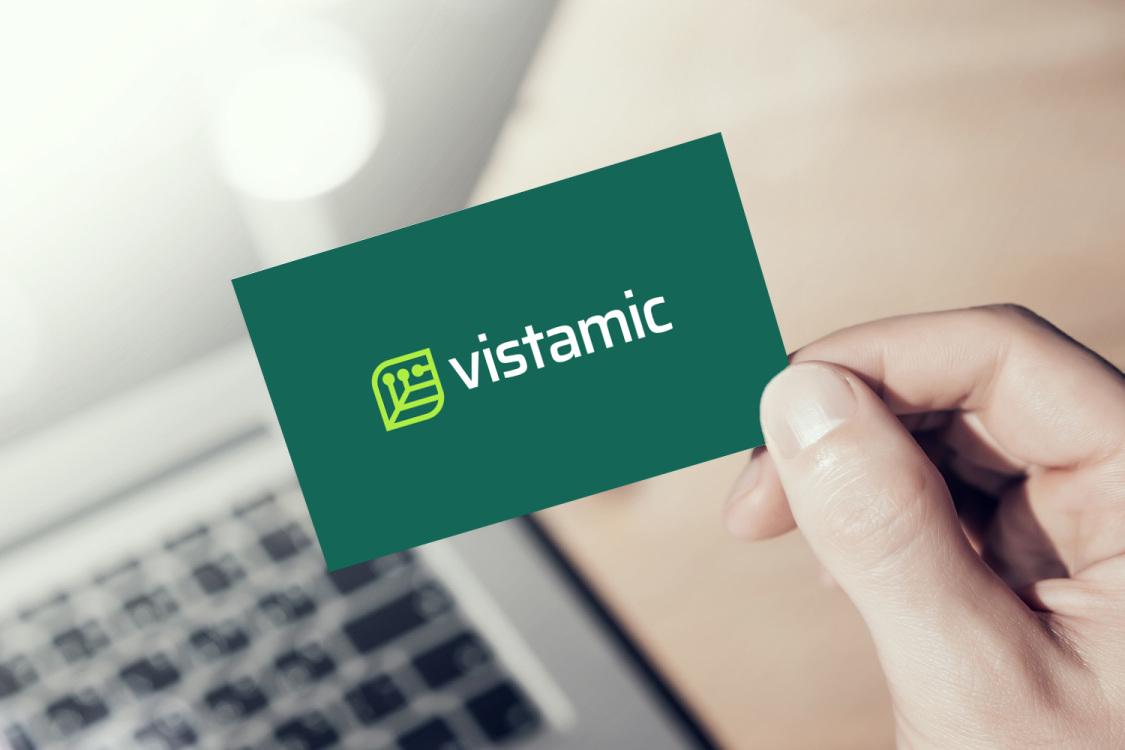 Sample branding #2 for Vistamic