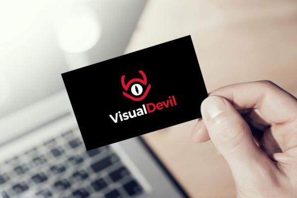 Sample branding #2 for Visualdevil
