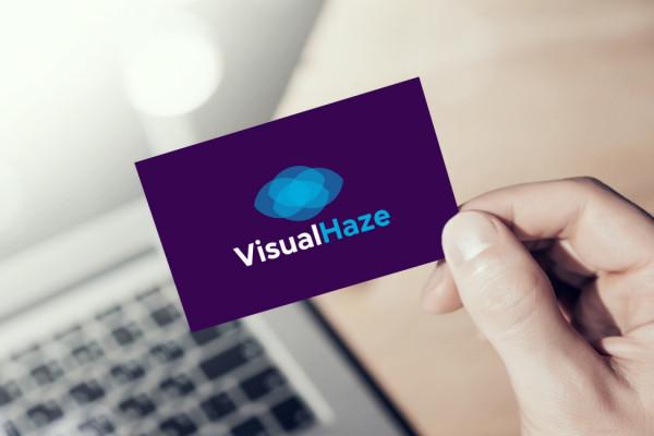 Sample branding #2 for Visualhaze