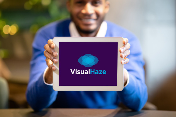 Sample branding #1 for Visualhaze