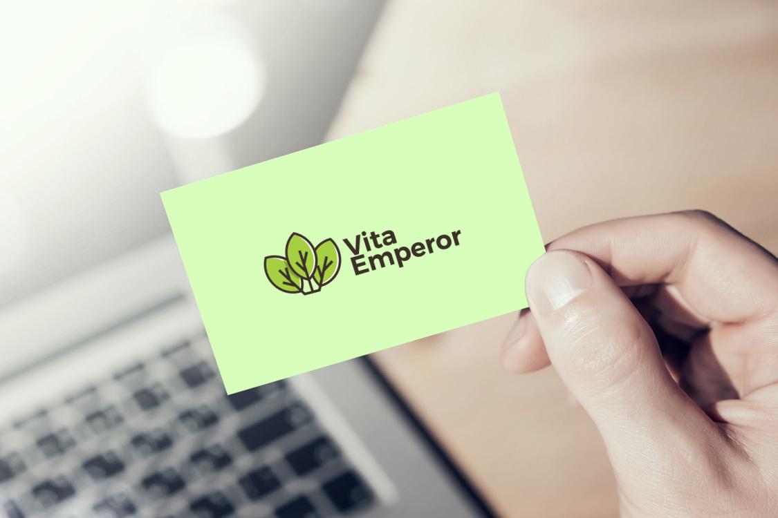 Sample branding #1 for Vitaemperor