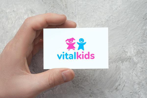 Sample branding #1 for Vitalkids
