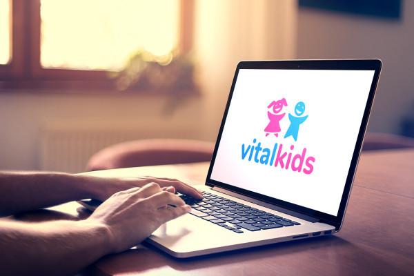 Sample branding #2 for Vitalkids