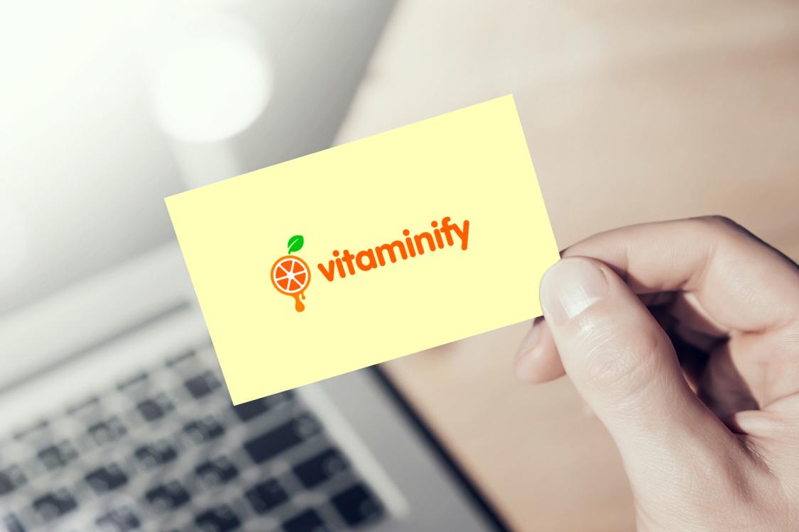 Sample branding #2 for Vitaminify
