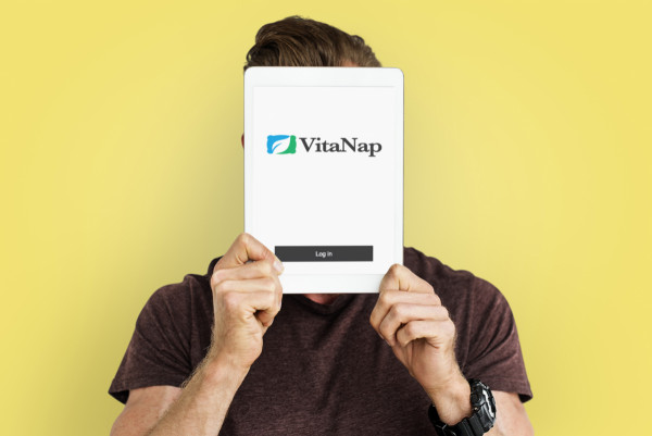 Sample branding #1 for Vitanap