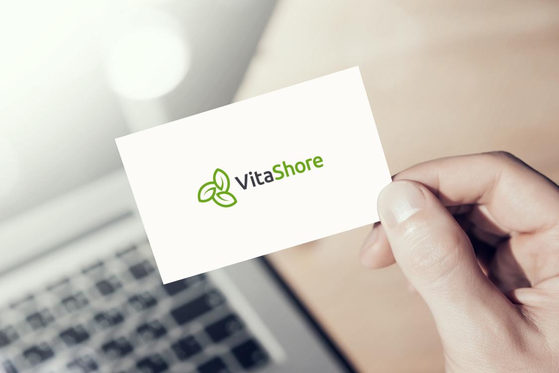 Sample branding #2 for Vitashore