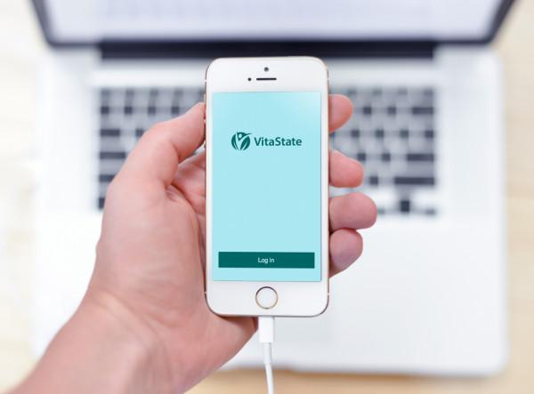Sample branding #2 for Vitastate
