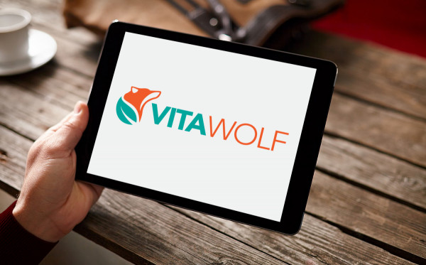 Sample branding #3 for Vitawolf