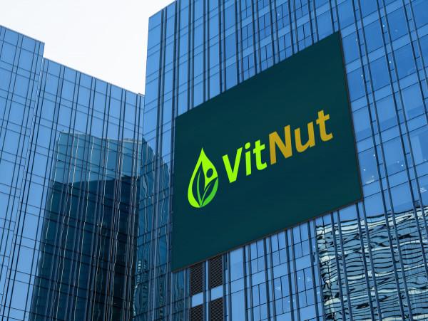 Sample branding #2 for Vitnut