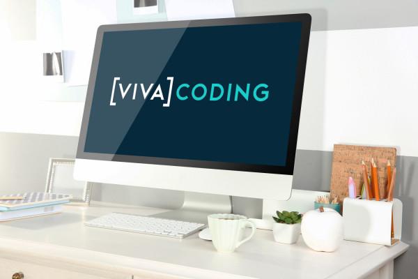 Sample branding #2 for Vivacoding