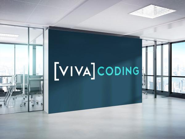 Sample branding #1 for Vivacoding