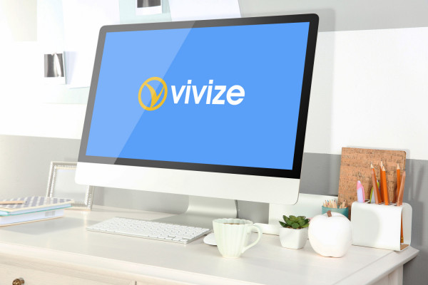 Sample branding #1 for Vivize