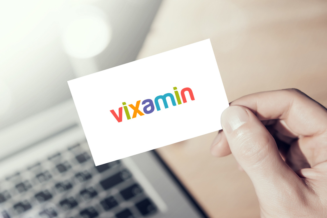 Sample branding #1 for Vixamin