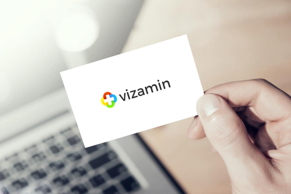 Sample branding #2 for Vizamin