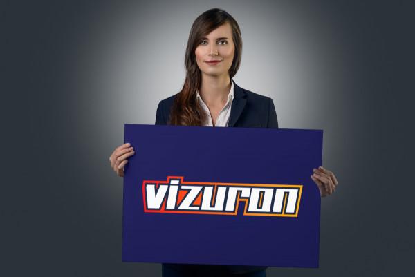 Sample branding #1 for Vizuron