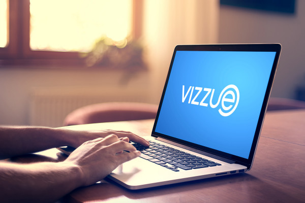 Sample branding #1 for Vizzue
