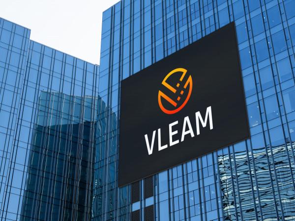 Sample branding #3 for Vleam