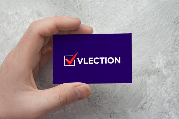 Sample branding #3 for Vlection