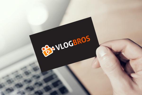 Sample branding #1 for Vlogbros